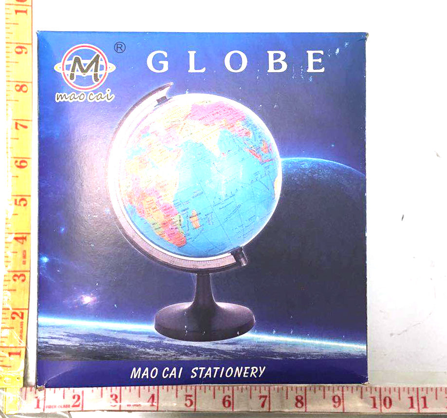 MAO CAI GLOBE 14CM EARTH, OFFICE, BALL $4.99 - Home Idol Home Improvement Outlet