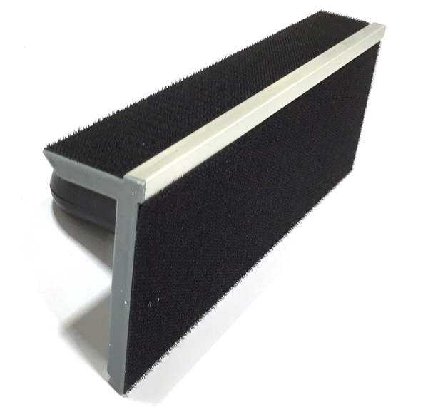 "SELF ADHESIVE ALUMINUM ALLOY GRINDING SAND FRAME 3.5""x9.75"" $4.99 - Home Idol Home Improvement Outlet"