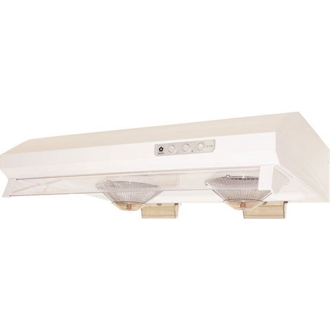 "SPECIAL ORDER 1-2DAYS SAKURA RANGE HOOD R-747 30W 2ND GEN 30"" WHITE 715CFM $389 (15% RESTOCKING FEE) - Home Idol Home Improvement Outlet"