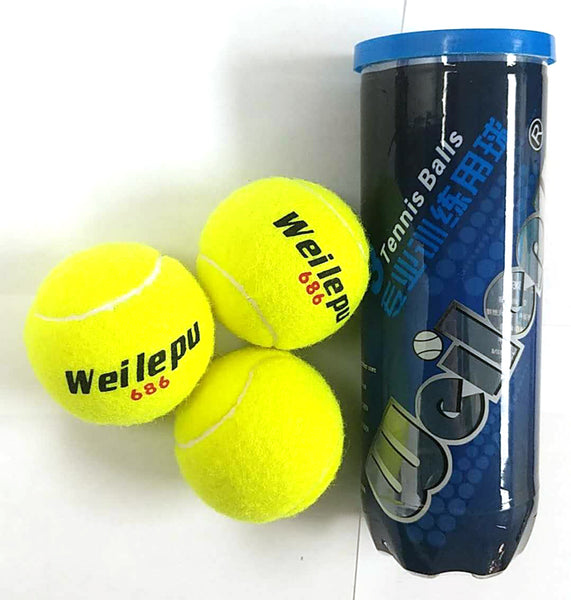 686P TENNIS BALLS 3PC/PACK $4.75 - Home Idol Vancouver