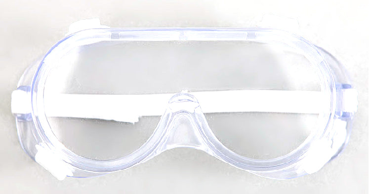 TRANSPARENT DUST GLASSES $2.75/PC - Home Idol Home Improvement Outlet