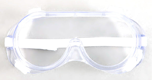 TRANSPARENT DUST GLASSES $2.75/PC - Home Idol Vancouver