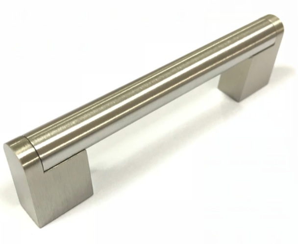 "STAINLESS STEEL SQUARE HOLLOW CABINET BOSS HANDLE 10"" 224X261MM $2.75/PC***"