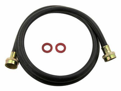 "1/2"" WASHING MACHINE HOSE 3/4"" FEMALE END 5' Q531C $7.99 - Home Idol Vancouver"