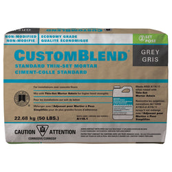 Products Tagged Non Modified Thinset Home Idol Home - Custom blend thin set mortar