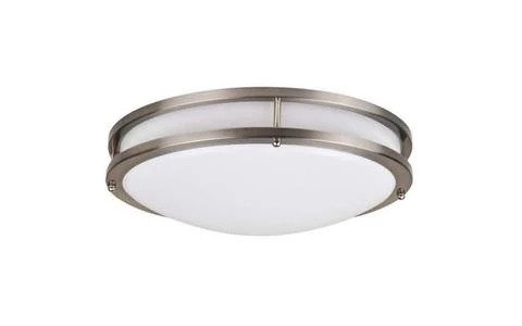 "WOR-CECY12CTG3018DOB 12"" LED CEILING LIGHT TWIN RING/ TWO RING 3CCT(3000K/4000K/5000K) $24.99 ##"