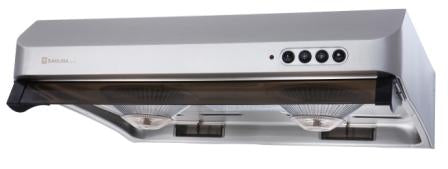 "SAKURA RANGE HOOD U3-H 30HS 30"" HEAT CLEAN STAINLESS 700CFM EXHAUST SIZE 6"" $579 # - Home Idol Home Improvement Outlet"