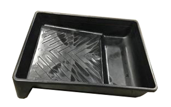"9"" BLACK PAINT TRAY $2.75 - Home Idol Home Improvement Outlet"
