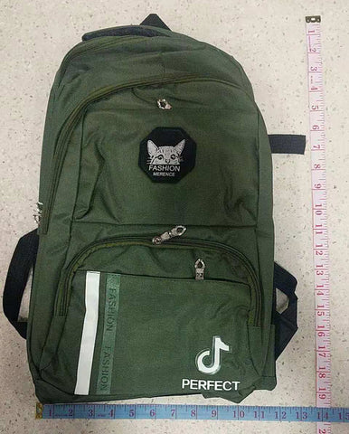 "DESIGNER BACKPACK ANY COLOR ANY STYLE 19""X12"" $9.5"