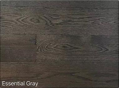 "SPX ORDER 1-2DAYS ENGINEERED HARDWOOD OAK ESSENTIAL GRAY 6"" 23.7SF/BOX $4.79/SF $113.52/BOX - Home Idol Vancouver"