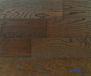"SPX ORDER 1-2DAYS ENGINEERED HARDWOOD OAK CHESTNUT 5"" 26.25SF/BOX $3.79/SF $99.49 - Home Idol Home Improvement Outlet"
