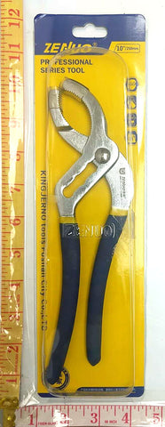 "STRONG GRIP PLIERS ZENUO PROFESSIONAL SERIES TOOL 10""/250MM $4.99 - Home Idol Home Improvement Outlet"