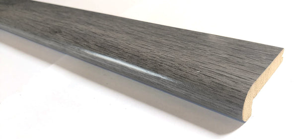 "LAMINATE E-06 BROWN STAIR NOSE 95""X3""X1"" $8/PC - Home Idol Vancouver"