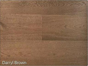 "SPX ORDER 1-2DAYS ENGINEERED HARDWOOD OAK DARRYL BROWN 30.27SF/BOX 7.5""X74"" $4.9/SF $148.39/BOX - Home Idol Home Improvement Outlet"