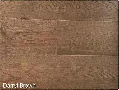 "SPX ORDER 1-2DAYS ENGINEERED HARDWOOD OAK DARRYL BROWN 30.27SF/BOX 7.5""X74"" $4.9/SF $148.39/BOX - Home Idol Vancouver"