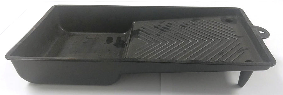 "6"" BLACK PAINT TRAY $1.25 - Home Idol Home Improvement Outlet"
