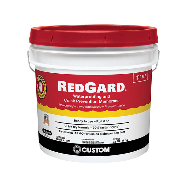 REDGARD WATER PROOF 3.5 GALLON $124.99/BUCKET - Home Idol Vancouver