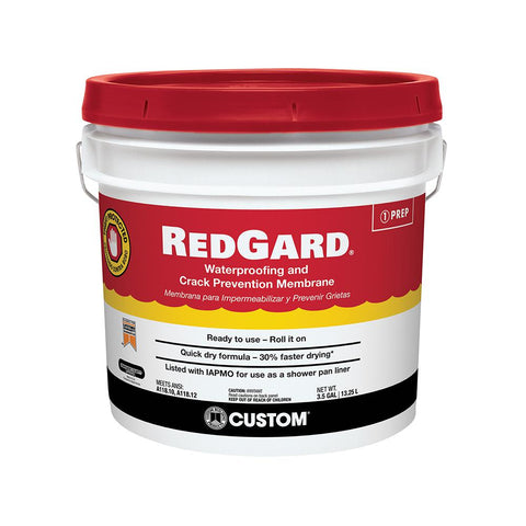 REDGARD WATER PROOF 3.5 GALLON $129.50/BUCKET - Home Idol Home Improvement Outlet