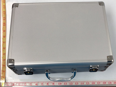 "HUAXING SMALL BEAUTY CASE 9""X14"" $19.5 ##"