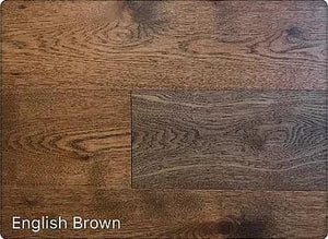 "SPX ORDER 1-2DAYS ENGINEERED HARDWOOD HICKORY ENGLISH BR 31.1SF/BOX 7.5""X74"" $5.02/SF $156.1/BOX - Home Idol Home Improvement Outlet"