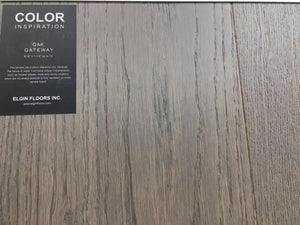 "SPX ORDER 1-2DAYS ENGINEERED HARDWOOD 7-1/2"" WIDTH 2MM TOP LAYER OAK GATEWAY $4.26/SF 23.33SF/BOX $99.49/BOX - Home Idol Home Improvement Outlet"