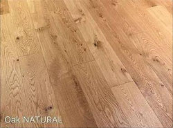 "SPX ORDER 1-2DAYS ENGINEERED HARDWOOD OAK NATURAL 31.1SF/BOX 7.5""X74"" $4.9/SF $152.46/BOX - Home Idol Vancouver"