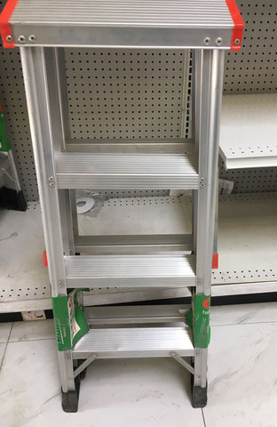 4 STEPS LADDER THICK TUPE SC6462 $29.99 ## - Home Idol Home Improvement Outlet
