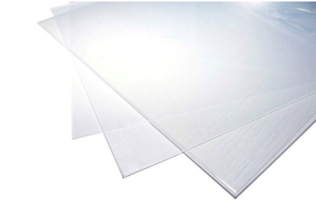 3MM =3/32INCH PLEXIGLASS/ACRYLIC LIKE AS-IS CLEAR PLASTIC SHEET EXTRUDED  4 FEET X 8 FEET 1.22X2.44 $69/PC