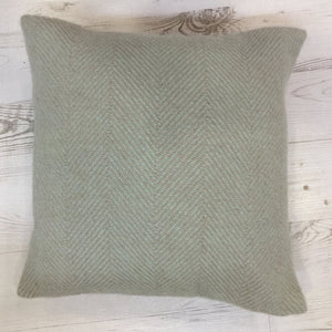"Donegal Tweed ""Pastel"" Cushion - Alessandra Handmade Creations"