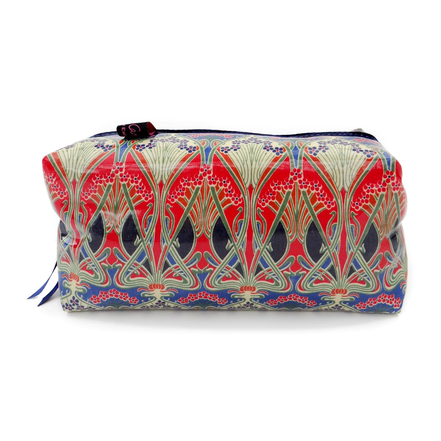 Box Cosmetic Bag Ianthe - Alessandra Handmade Creations