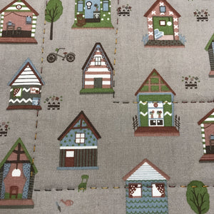 A Hut in the Woods - Placemats - Alessandra Handmade Creations