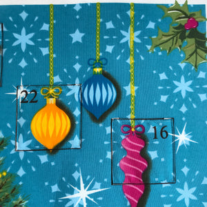 """Majestic Christmas"" Advent Calendar - Alessandra Handmade Creations"