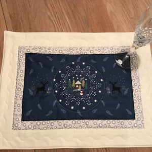 Cosy Winter - Placemats - Alessandra Handmade Creations