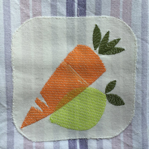 A Day at the Market - Tea Towel Collection