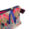 Small Flat Purse Ianthe - Alessandra Handmade Creations