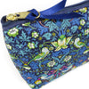 Cosmetic Bag Strawberry Thief - Alessandra Handmade Creations