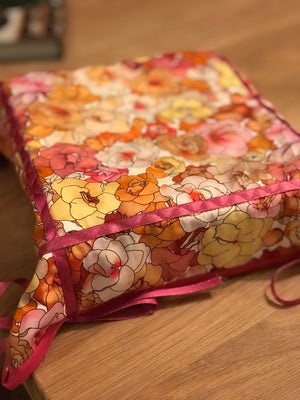Folding Quilted Baskets - Alessandra Handmade Creations
