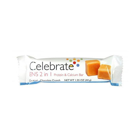 Essential Protein 2 in 1 Bars - Caramel Crunch (7 bars/box)