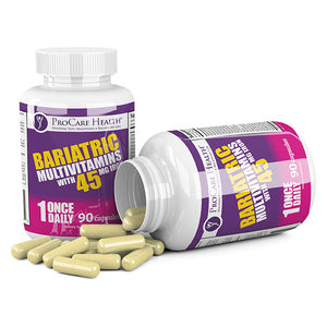 ProCare Health - 1 per Day! - Bariatric Multivitamin