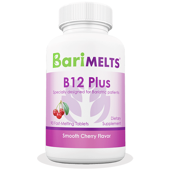 BariMelts B12 Plus (90 Day Supply)