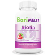 BariMelts Biotin (90 Day Supply)