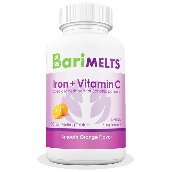 BariMelts Iron + Vitamin C (18 mg)