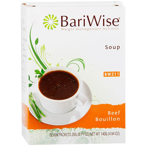 BariWise Beef Bouillon Soup