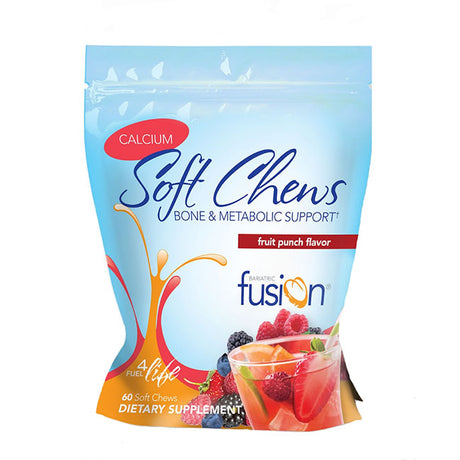Bariatric Fusion - Calcium Chews - Fruit Punch