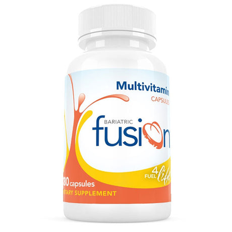 Bariatric Fusion Multivitamin (180 Capsules - 3 month Supply)