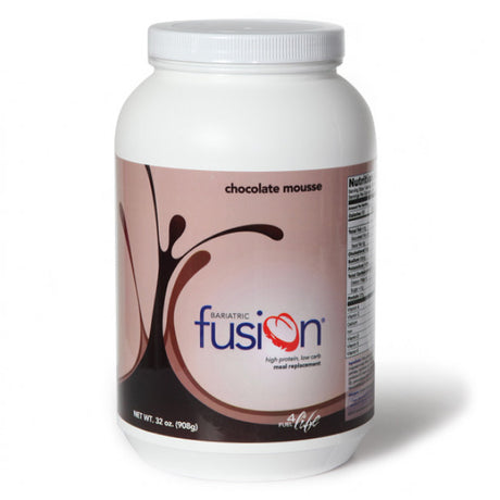Baritatric Fusion High Protein/Meal Replacement Shakes - Chocolate Mousse
