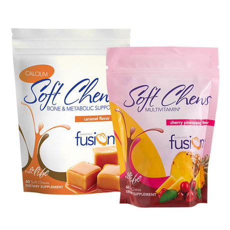 Bariatric Fusion Multivitamin & Calcium - Cherry and Caramel