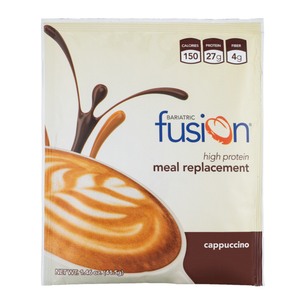 Bariatric Fusion Single Serve Protein Packs - 12 Flavors to Choose From!