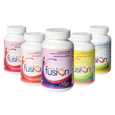 Bariatric Fusion Complete Bariatric Chewable - Multiple Flavors