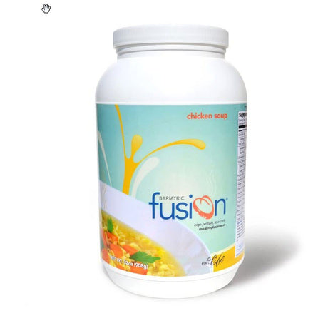 Baritatric Fusion High Protein/Meal Replacement Shakes - Chicken Soup